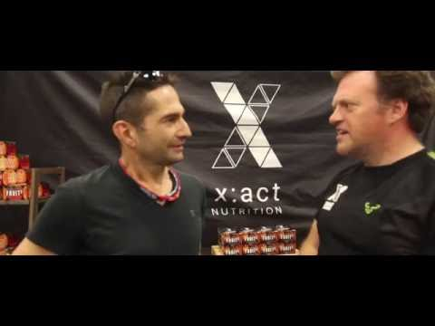 Ray Zahab - Ottawa Marathon 2016 Interviews - YouTube
