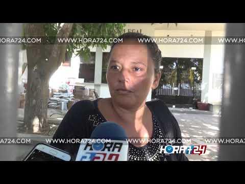Madre de joven asesinado en Palermo dice que policía ordenó que lo desconectaran