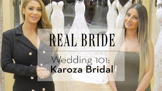 Real Bride by Enzoani - Wedding 101: Dress Appointment