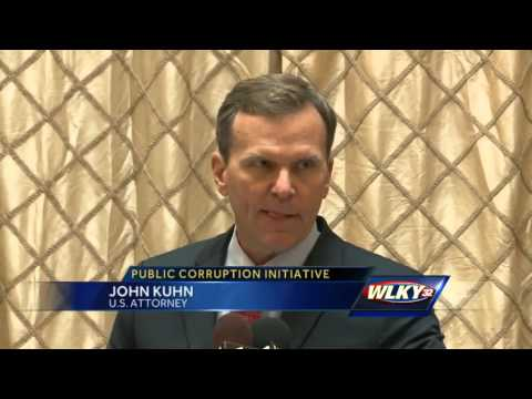 FBI Louisville seeks public assistance in identifying public corruption