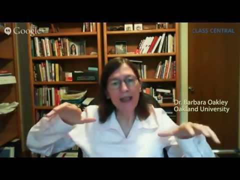 Prof. Barbara Oakley on Learning: Two Modes of Thinking