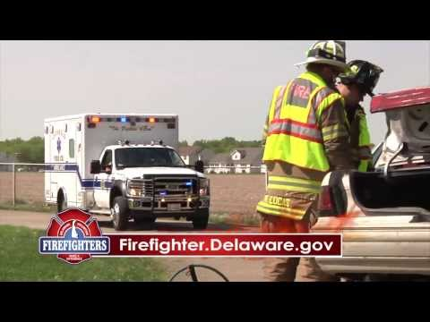 Volunteer for the Delaware Fire Service - Comcast Cable TV 30 sec ad - Winter 2014