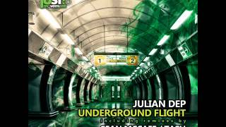 Julian Dep - Underground Flight (Original Mix) - Just Movement