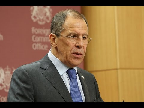 LIVE: Lavrov holds joint press conference with Italian FM Gentiloni - English