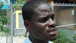 Clovise Charles Reflects on School Year at Henri Christophe School   Haiti