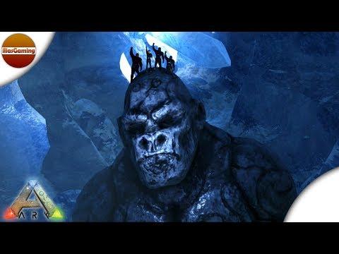 Η πιο δύσκολη σπηλιά του παιχνιδιού! (Snow Cave) ARK: Survival Evolved E95 (Greek gameplay)
