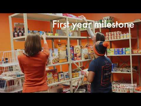 The Roadrunner Pantry: Helping Students Succeed