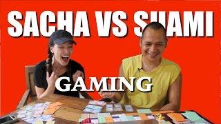 sacha vs suami GAMING (Indonesian style)