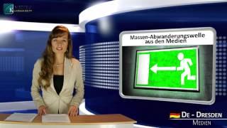Massen Abwanderungswelle aus den Medien