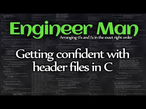 Getting Confident With Header Files In C
