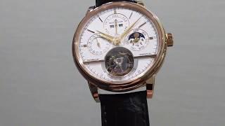 【商品説明】 どちらの機能も機械式時計の「頂」とも言える「永久カレン...