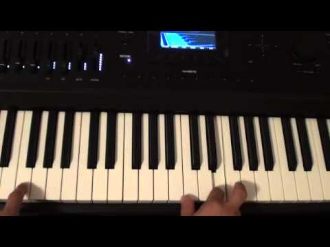 How To Play Once In A Lifetime On Piano One Direction Piano
