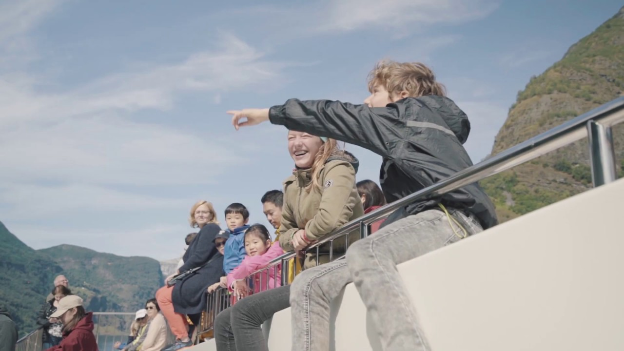Thumbnail: Norge i et nøtteskall - populær rundtur fra Bergen