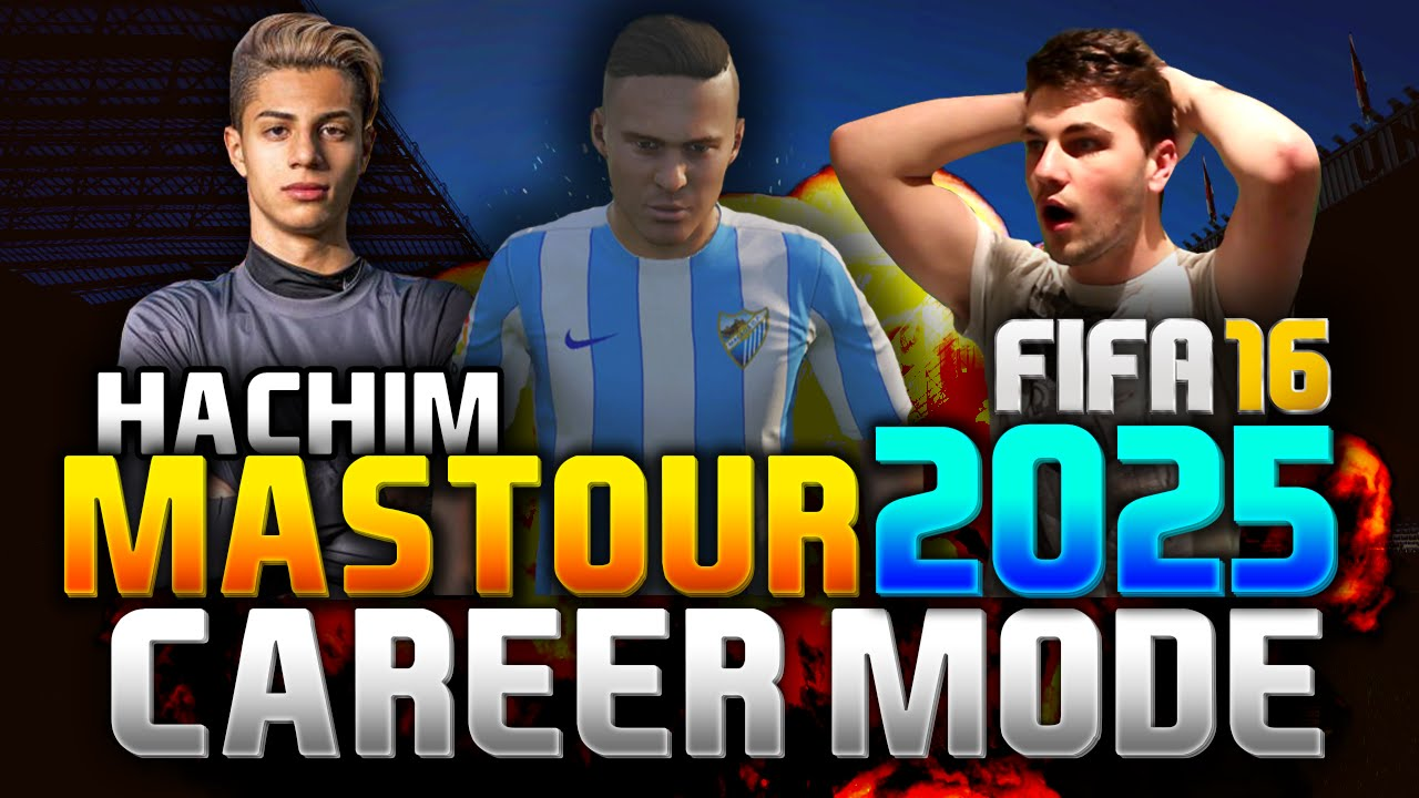 Fifa 16 Hachim Mastour In 2025 Career Mode Youtube