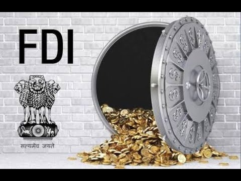 FDI- Foreign Direct Investment In Hindi || Banking Tutorials