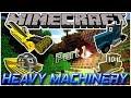 Heavy Machinery part 1    Minecraft 1.12.2 Mod Showcase 23   