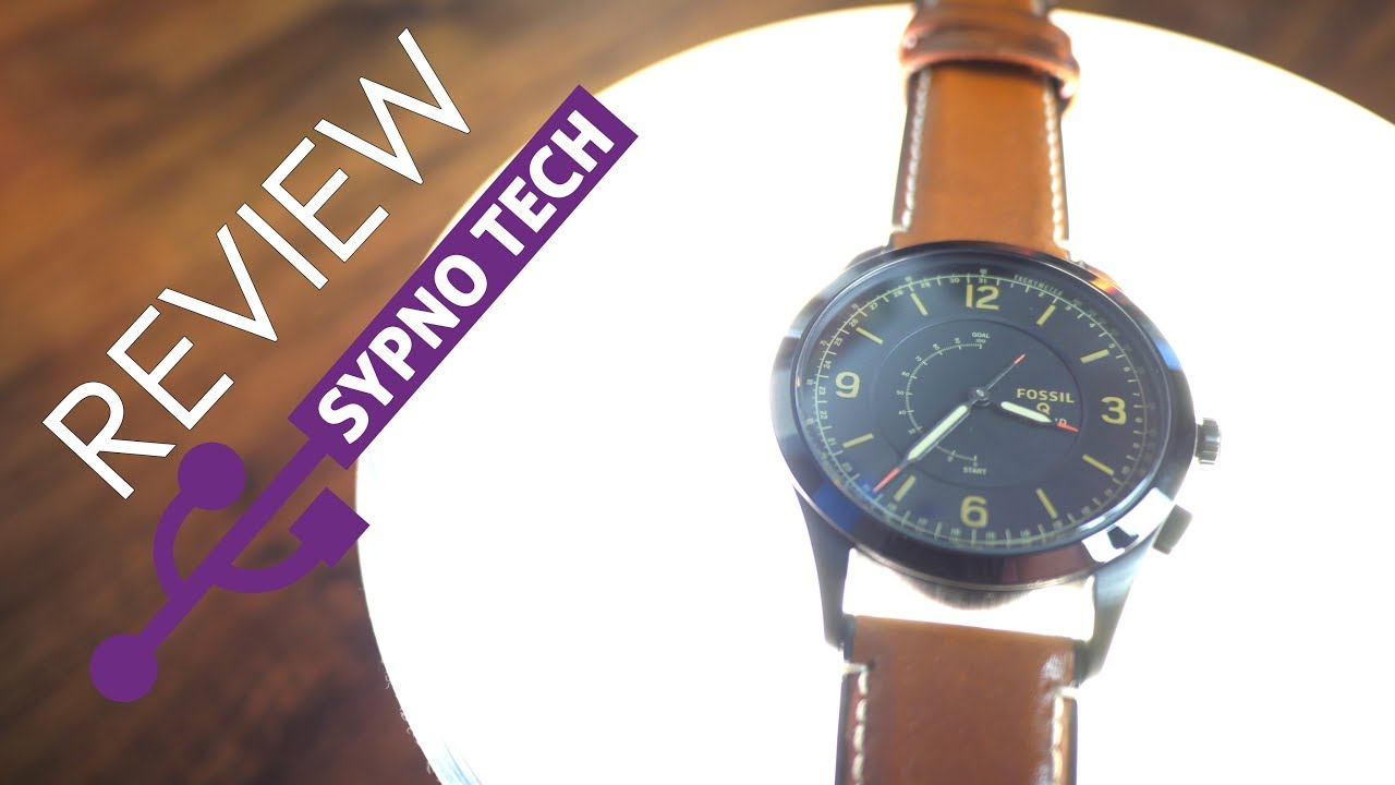 This Hybrid Smartwatch Looks Like a Normal Watch