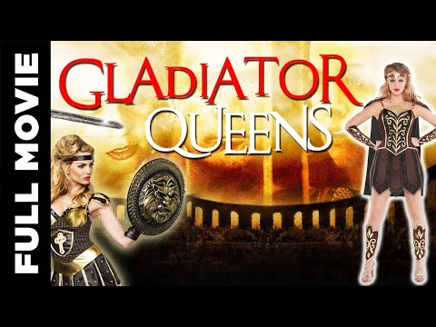 Gladiator Queens | Latest Hollywood Movie | Patrick Bergin, Jennifer Rubin