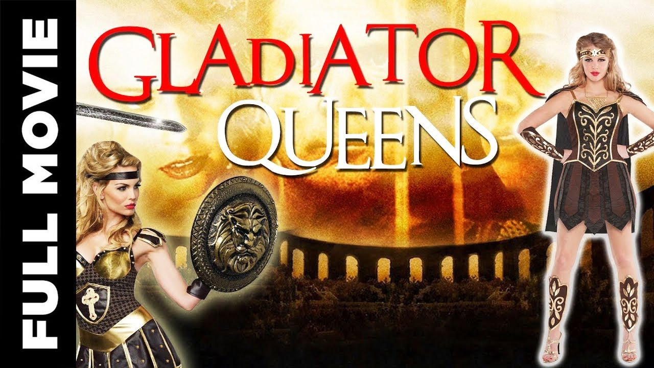 Amazons And Gladiators 2001 gladiator queens | latest hollywood movie | patrick bergin, jennifer rubin