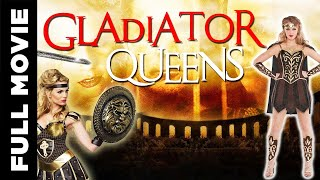 Download Video Gladiator Queens | Latest Hollywood Movie | Patrick Bergin, Jennifer Rubin MP3 3GP MP4