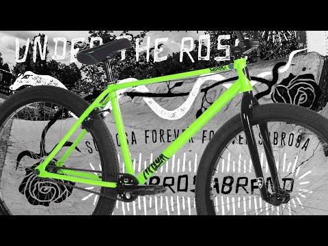 [I.H BMX] SUBROSA MALUM DTT 輪徑26吋 BMX 代步越野自行車 黑色 攀岩車滑板直排輪DH極限單車街道車