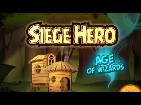 Siege Hero Wizards - iPad Gameplay Video