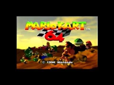 Mario Kart 64 Opening + MP3 Download