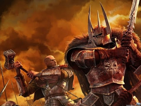 Call of Warhamme Total World, Мод для Medieval 2 Total