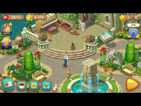 Gardenscapes Level 3330