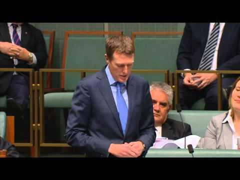 Hon Christian Porter MP - First Speech
