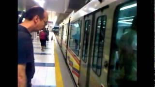 En el Metro de Valencia Venezuela