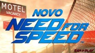 NOVO NEED FOR SPEED ANUNCIADO PRA ESSE ANO!