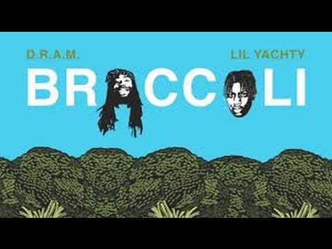 D.R.A.M. - Broccoli feat. Lil Yachty (Lyrics+Bass Boosted)