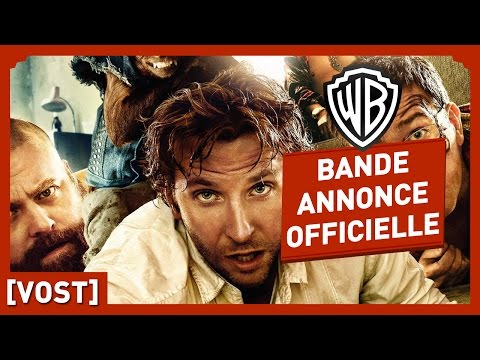 Very Bad Trip 2 - Bande Annonce Officielle (VOST) - Bradley Cooper / Zach Galifianakis poster