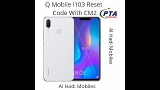 How To Read Firmware Z12 Qmobile By Cm2 Box By How To Solution - How