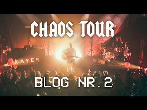 CHAOS TOUR BLOG #2 - HANNOVER, LEIPZIG, BERLIN