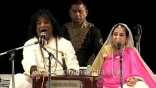Krishna Bhajan 'Jai Jai Radha Raman Hari Bol' By Prityoosha And Kailash 'Anuj'