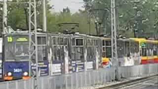 Kolejny tramwaj wykoleił się w Łodzi