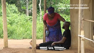 Akpi 8 || 2019 nollywood movies || chief goes to exile banished from his own country life in exile Chief Imo Comedy