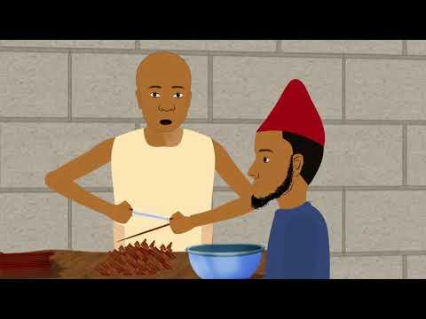 Mai Tsire Hausa Cartoon