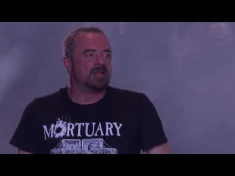 MORTUARY  18 06 2017   Live Hellfest     TUBE + YESTERDEAD + ORGAN