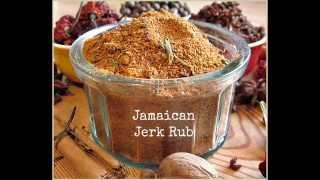 How To Make A Jamaican Jerk Rub