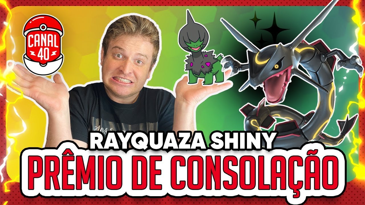 ACABA AMANHÃ O EVENTO   JÁ PEGOU SEU SHINY? - Pokémon GO