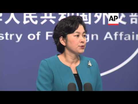 Beijing comments on Xinjiang violence, territorial dispute with India