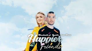 HAPPIER as FRIENDS (Mashups) Marshmello ft.Bastille & Anne Marie