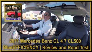 Mercedes-Benz CL-Class 2011 Videos