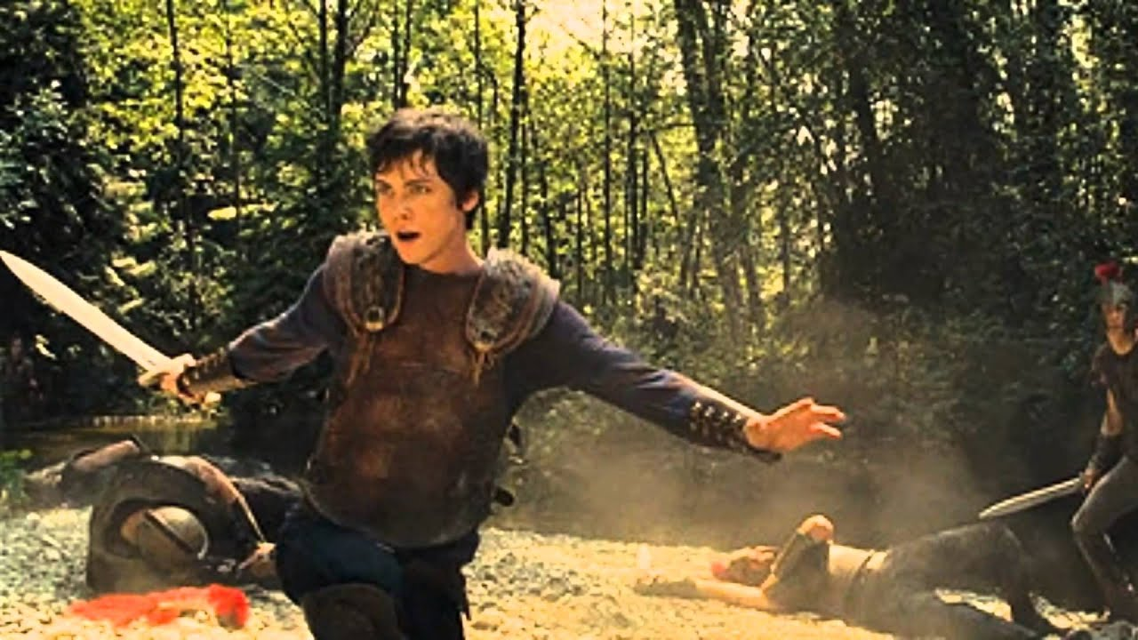 Percy Jackson and the battle of the labyrinth - YouTube