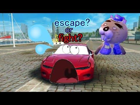 Asphalt 8 - Funny Montage#2 Escape or fight?