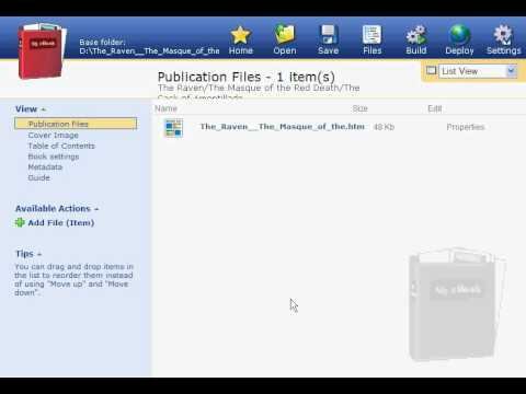 how-to-convert-pdf-with-mobipocket-creator.avi