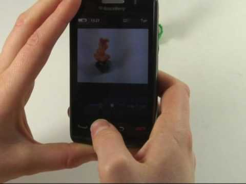 BlackBerry Storm 2 9520 Test Kamera